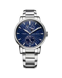 Eight-Day Blue 43mm