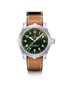 Navitimer Super 8 M.Green