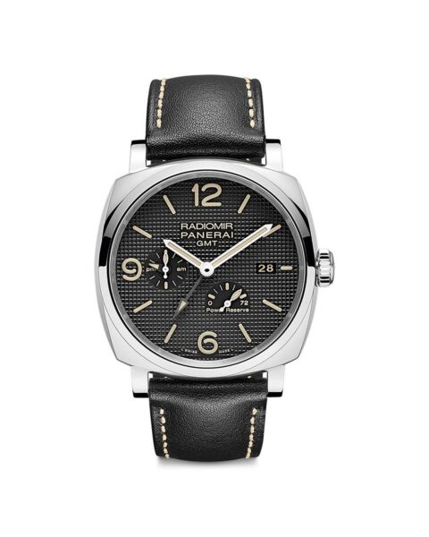 Radiomir 1940 3 Days GMT Power Reserve Automatic