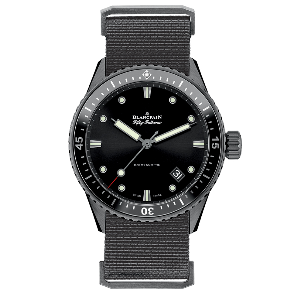 L'avis des experts: Blancpain Fifty Fathoms Bathyscaphe