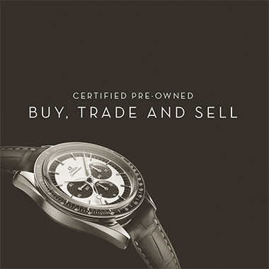 Experts in Trading Second-Hand Watches