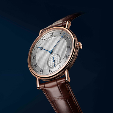 BREGUET NOW AT LES AMBASSADEURS LUCERNE