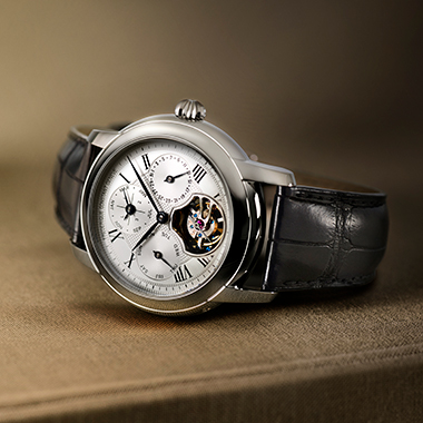 Tourbillon by Frederique Constant exclusively available in our boutiques