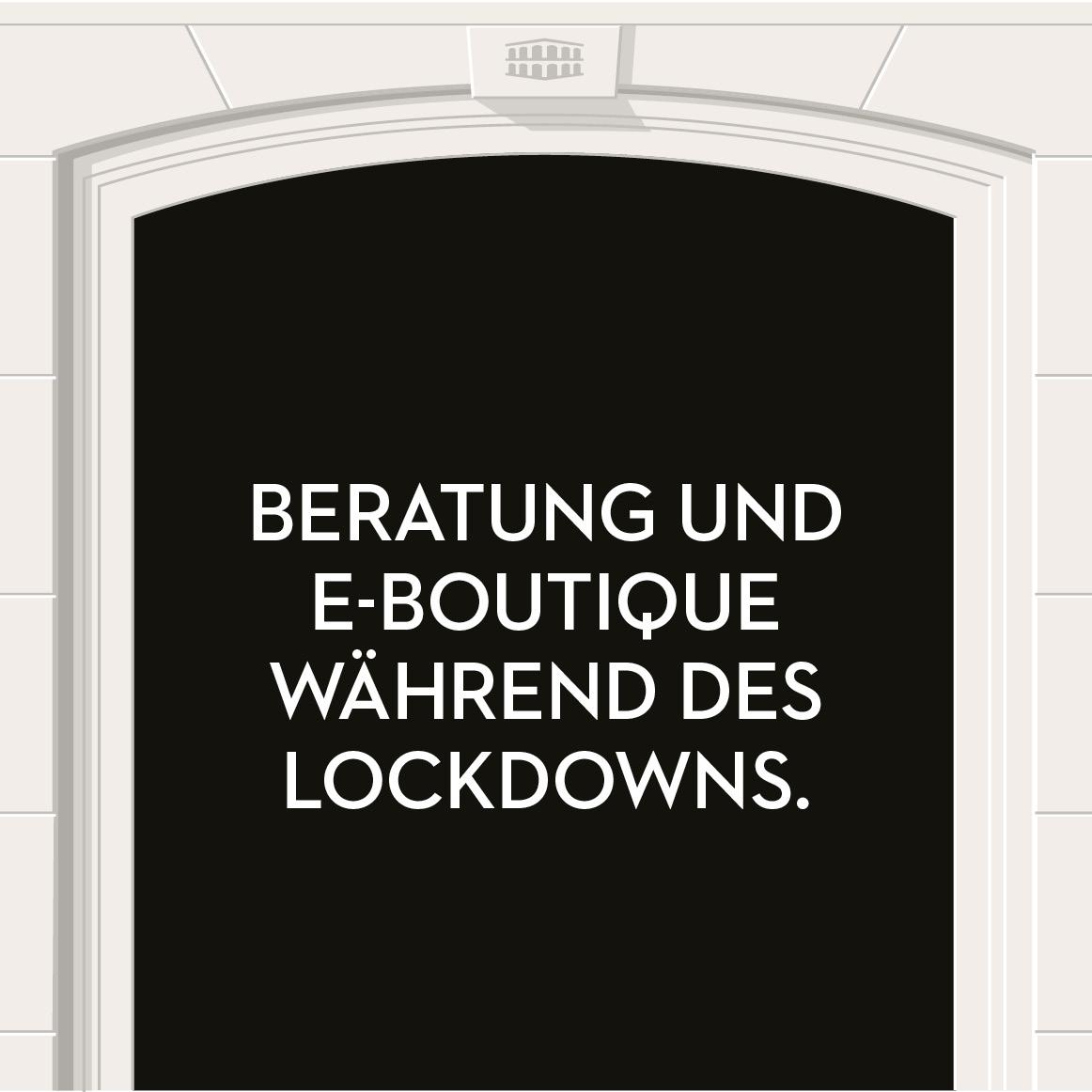 Coronavirus - Beratung und Kontakt während des Lockdowns