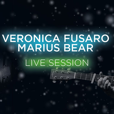 SESSION of PASSION mit Veronica Fusaro und Marius Bear