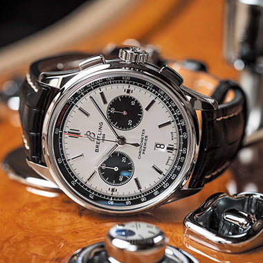 New Premier Collection from Breitling