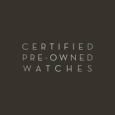 New: Certified pre-owned watches at Les Ambassadeurs