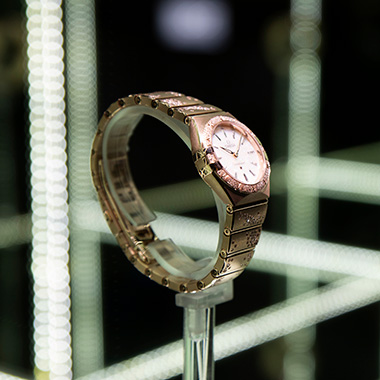 OMEGA shows off its new women's collection