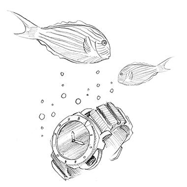 Qual è la resistenza all'acqua del mio orologio e come devo preservarlo correttamente?