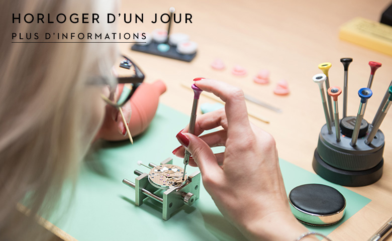 Watchmaker for a day