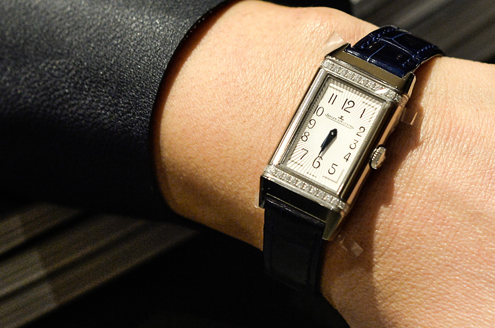 Jaeger-LeCoultre Reverso One Duetto ST