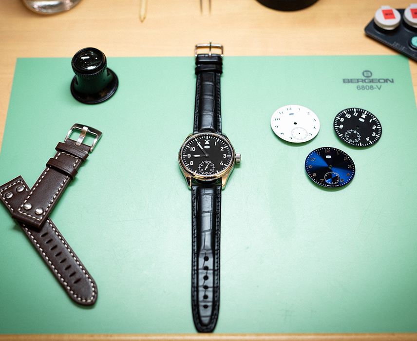 Watchmaker course