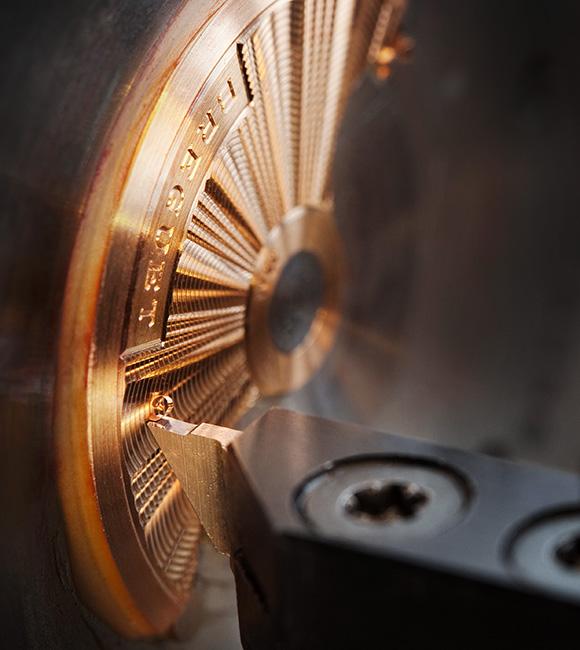Breguet Watch production