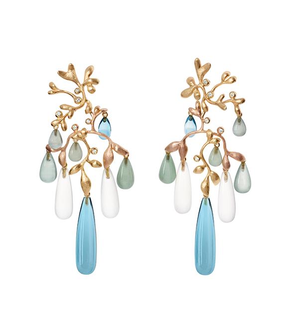 Ole Lynggaard Gipsy Earrings