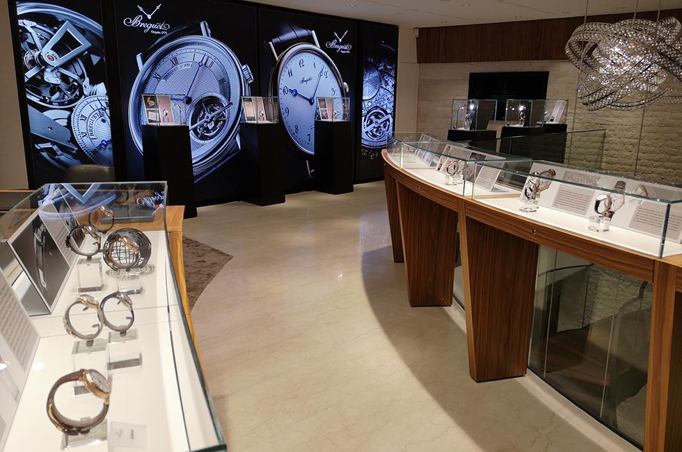 Breguet exhibition Zurich