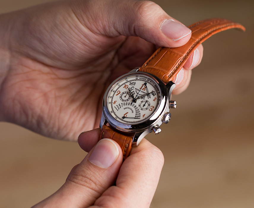 "Buy a ""certified pre-owned"" luxury watch"