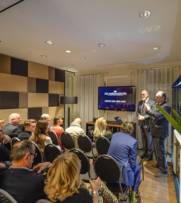 SIHH 2019 - Espace Connaisseur Event