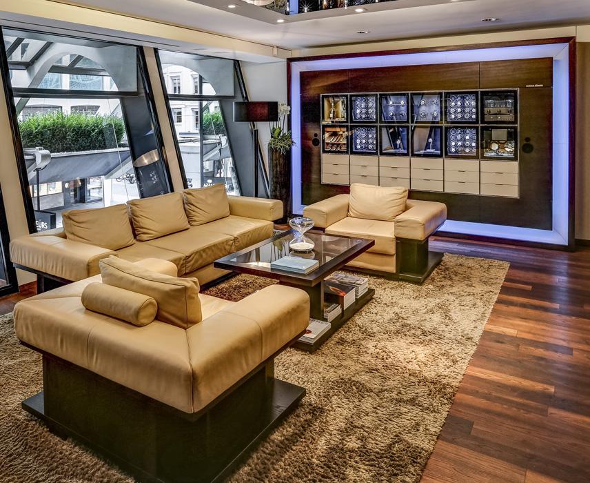 Les Ambassadeurs Espace Connaisseurs VIP Lounge