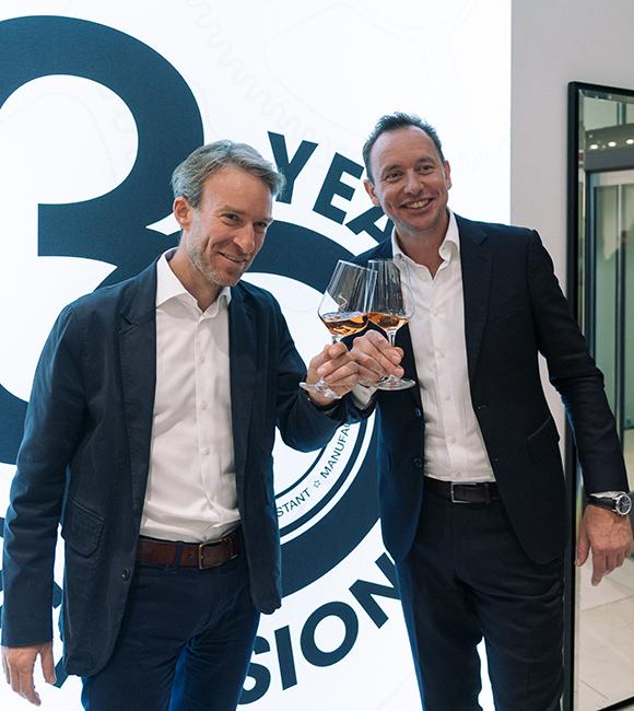 CEO Les Ambassadeurs + Frederique Constant