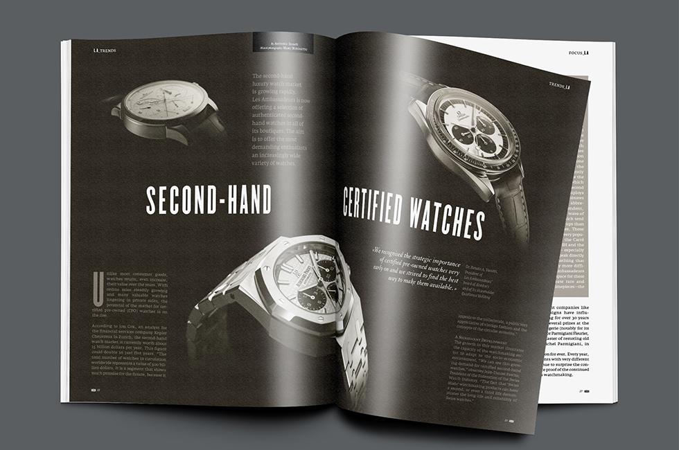 new LA magazin
