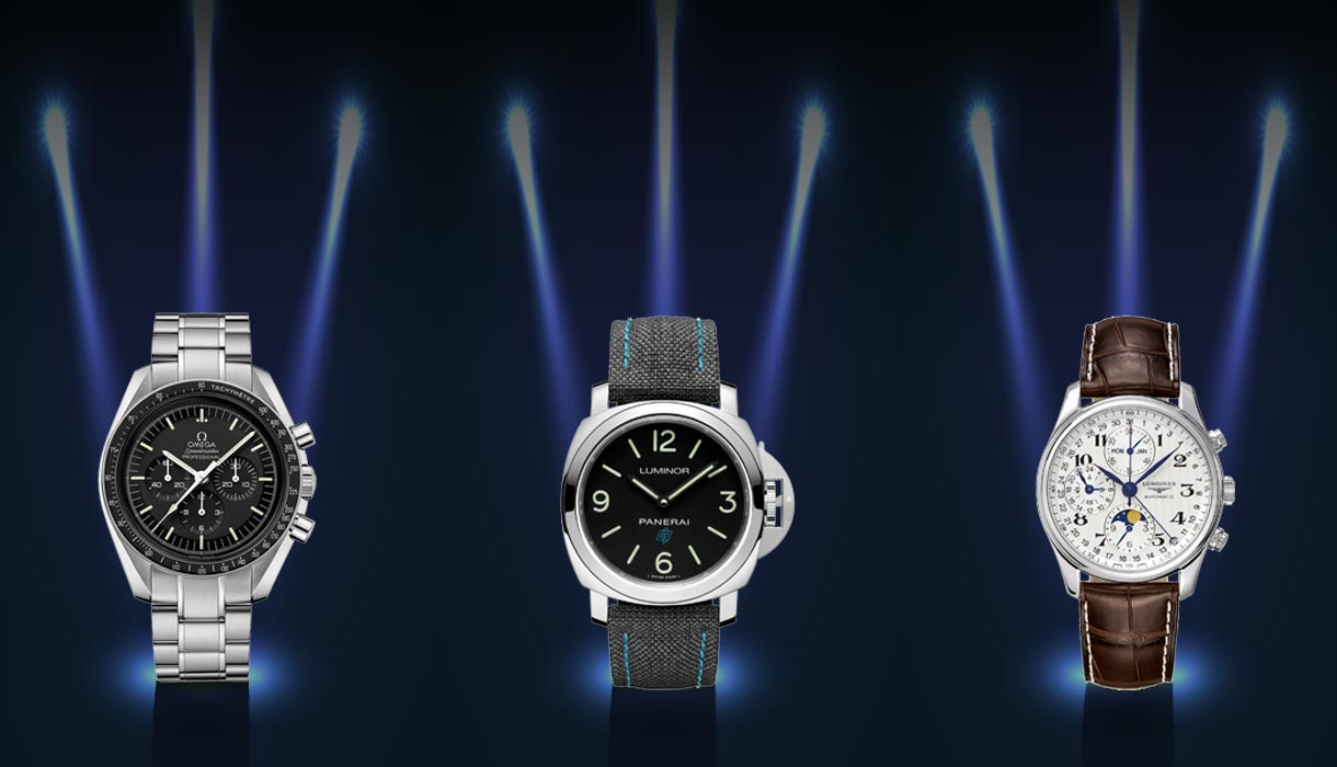 Dream watches for under CHF 5000