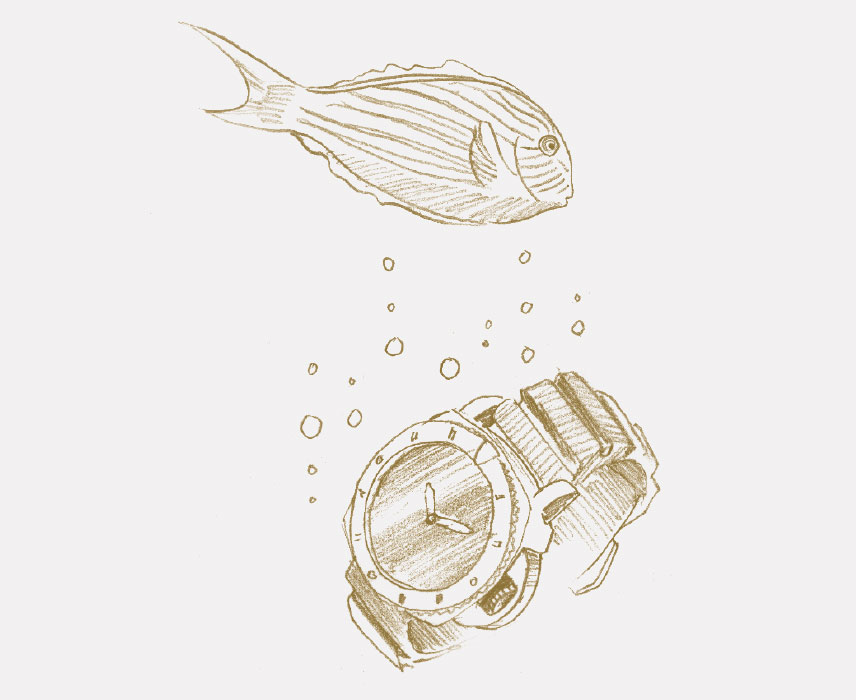 PROTECTING THE WATER-RESISTANCE OF YOUR WATCH